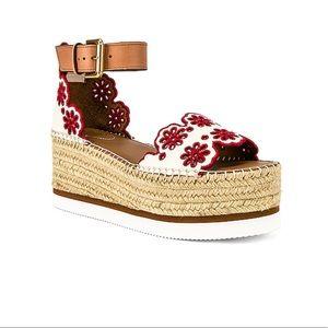 Platform See by Chloe sandals